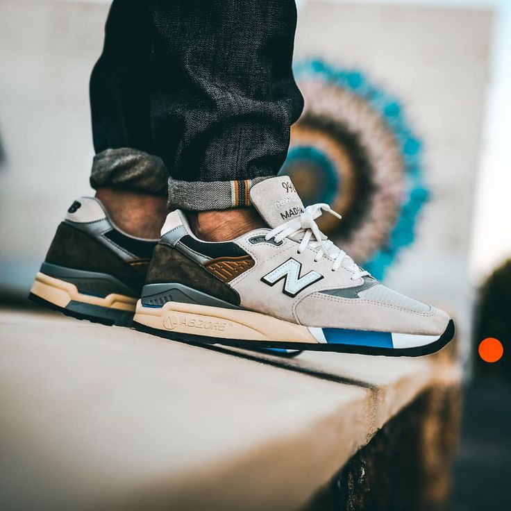 """Concepts x New Balance 998 """"C-Note"""""""