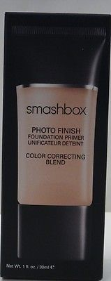 Foundation Primer: Smashbox Photo Finish Color Correcting Blend Foundation Primer New BUY IT NOW ONLY: $36.99