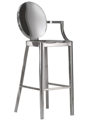 Kong High stool by Emeco, designed by Philippe Starck £3265