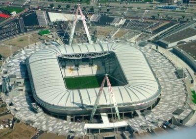 Gli Stadi di Calcio più importanti d'Italia