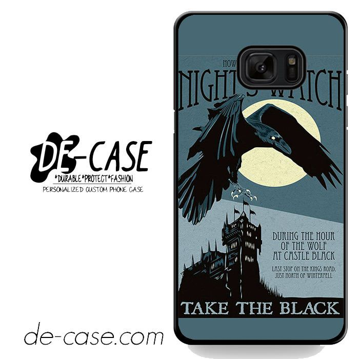 Game Of Thrones Night Watch DEAL-4577 Samsung Phonecase Cover For Samsung Galaxy Note 7