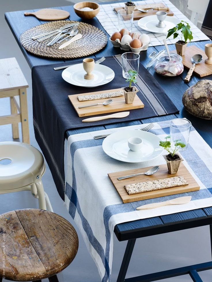 10x the most beautiful table settings - Homedeco.co.uk