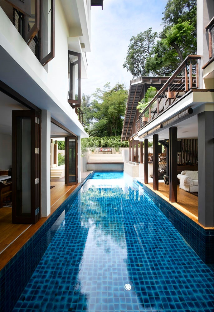 Fisher House in Sentosa Cove, Singapore