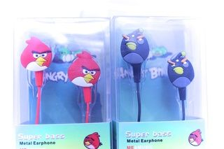 Audífonos Angry Birds — HighTeck Store