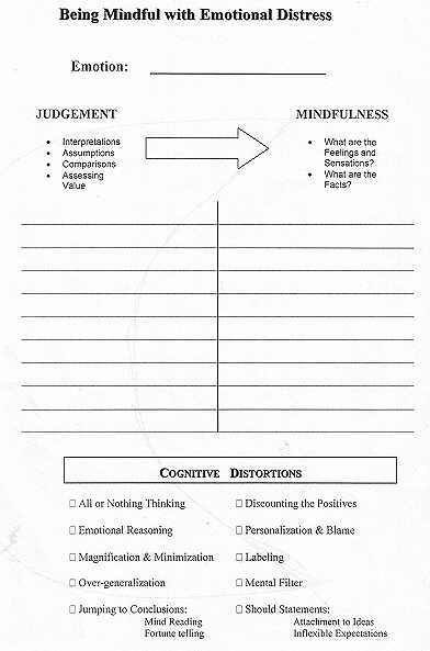 17 Best images about counseling - worksheets - printables on ...