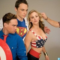 IF there was a Big Bang Theory movie, I'd be first in line to buy tickets!