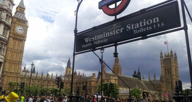 Londra'da Gezilecek Yerler : WESTMINSTER ve Çevresi | Sequ'nun Seyahatnamesi