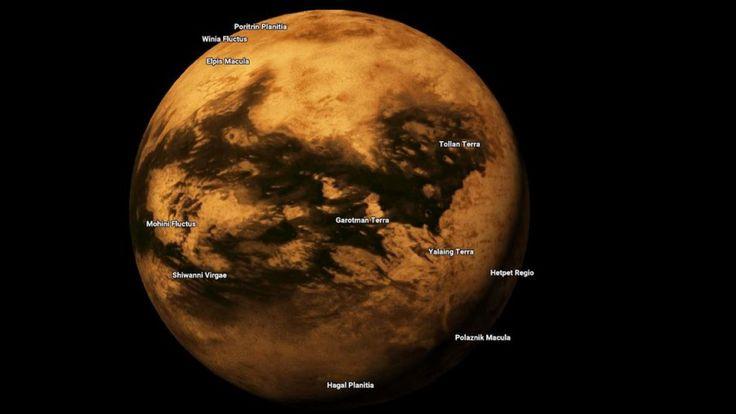 Los 16 planetas y satélites que ahora puedes explorar con Google Maps - Teletrece