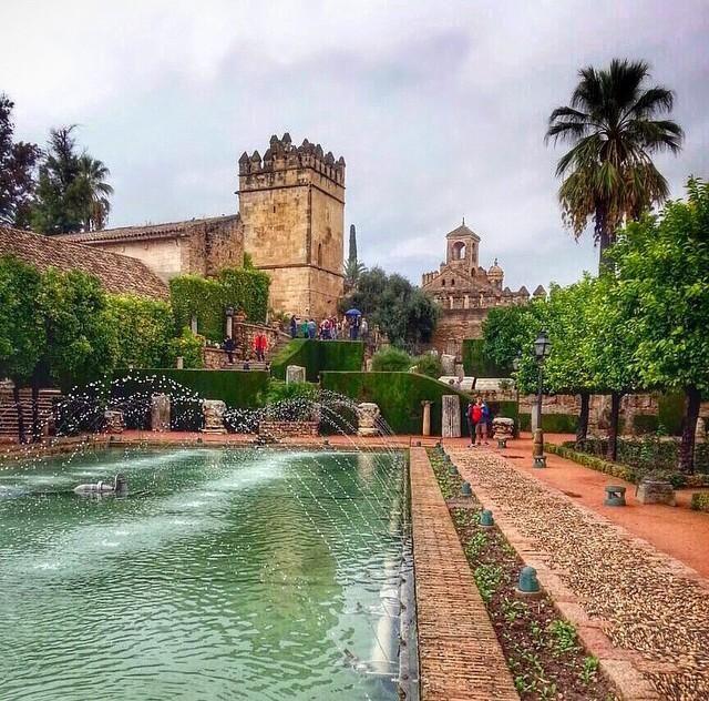 Alcázar de los Reyes Cristianos #Córdoba
