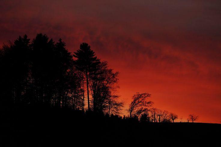El fuego del crepúsculo