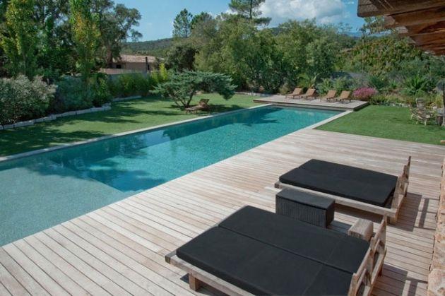 Les 25 meilleures id es concernant piscine couloir de nage for Amenagement jardin couloir