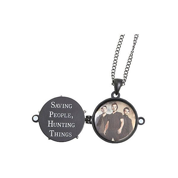 Supernatural Anti-Possession Locket ($11) ❤ liked on Polyvore featuring jewelry, pendants, engraved locket, heart locket, heart shaped locket, chain locket and locket jewelry