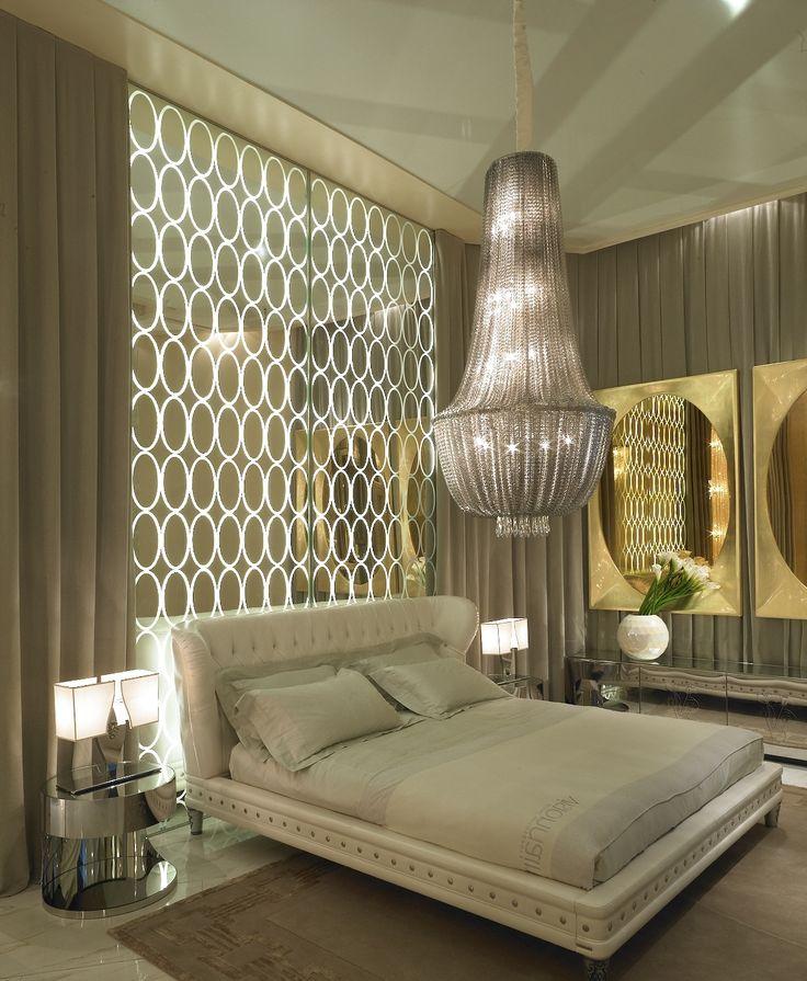 Luxe Italian Designer Interiors, Sharing Designer Home Decor Inspirations:  Luxury Living Room, Dinning