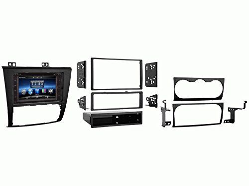 NAVIGATION SYSTEM BLUETOOTH MEDIA K-SERIES UNIVERSAL DASH KIT OE FITMENT FINISH * More info could be found at the image url.