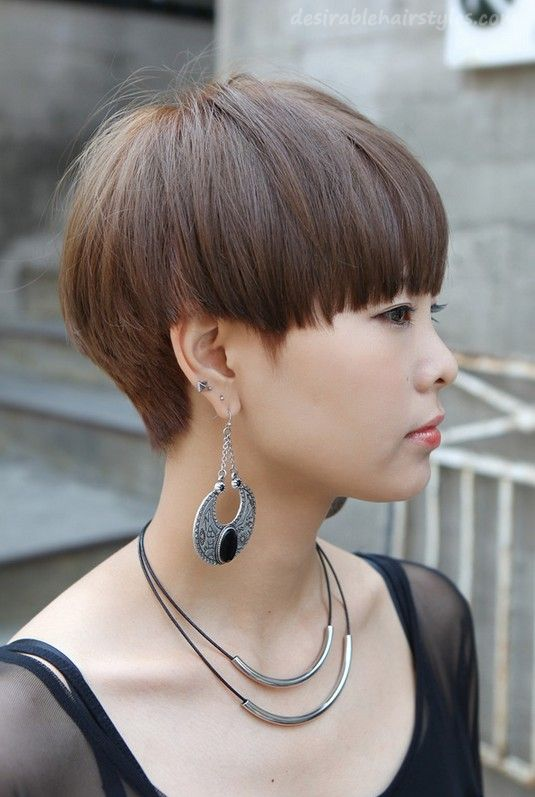 55 Super Hot Short Hairstyles for Women – 16 #ShortHairstyles