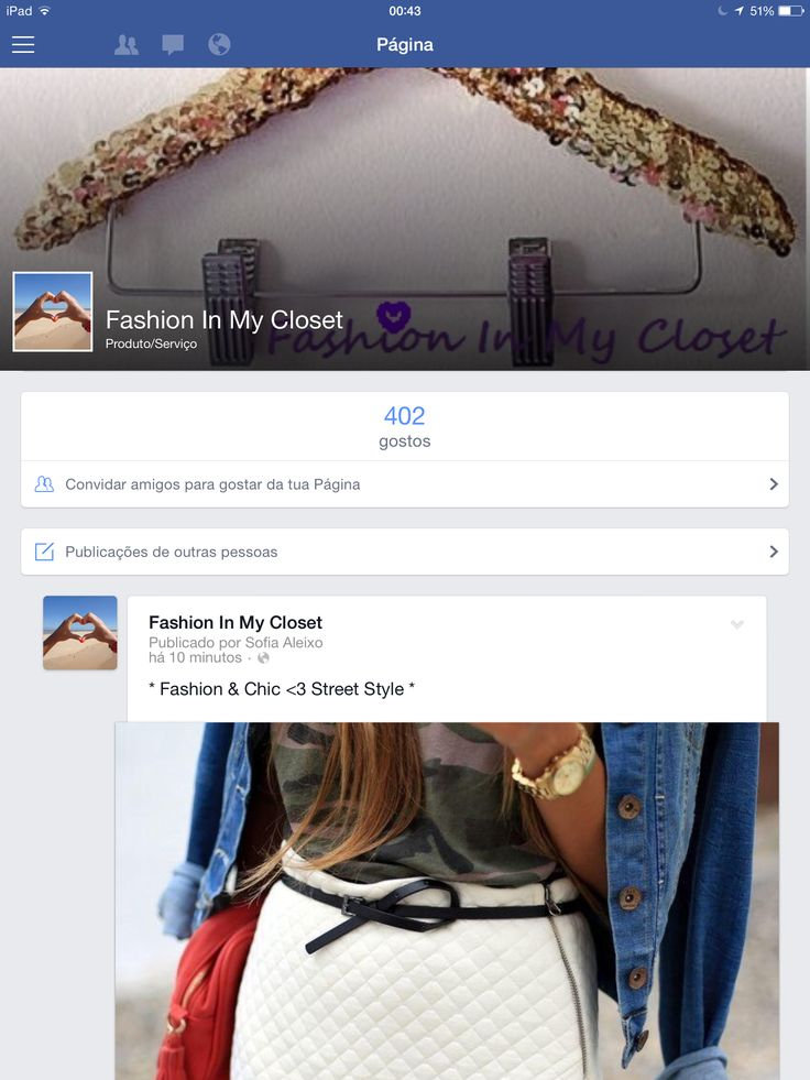 Follow me at my FB <3 Fashion in my Closet