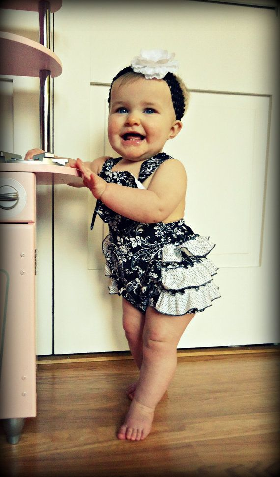 love this baby romper