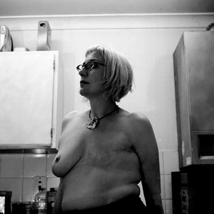 Maggie from Uncovered: an exhibition in 2012 exploring body image ...