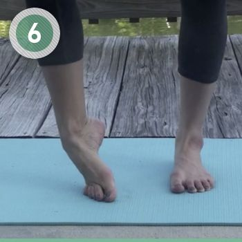 8 Exercises for Building Strength and Motor Control in the Feet and Ankles