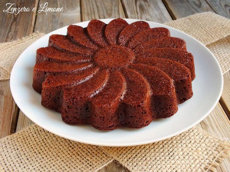 torta al cioccolato - intera