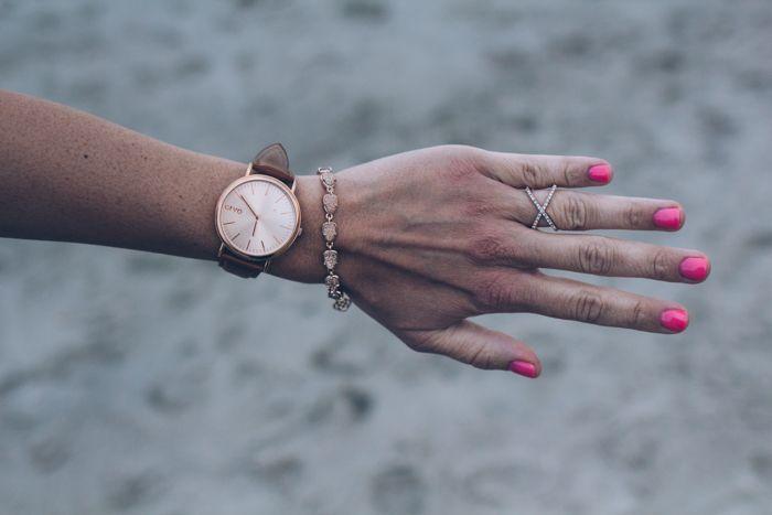arvo watch discount & perfect beach dress