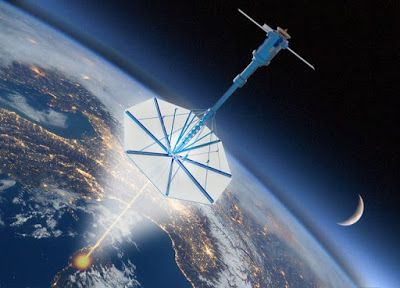 NASA Should Build a Superhighway in Space.