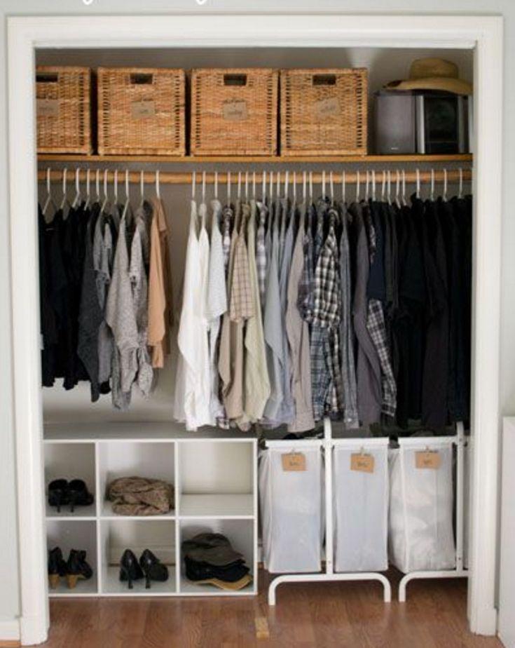 Maximizing Closet Space