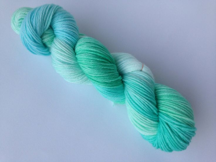 A personal favourite from my Etsy shop https://www.etsy.com/au/listing/386540854/ocean100-wool-hand-dyed-to-order