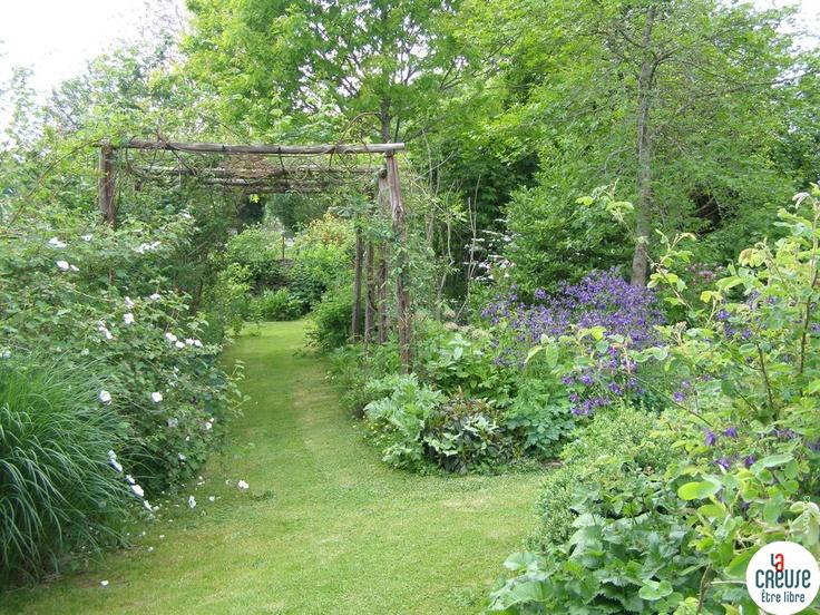 Jardin de la Sagne à Aulon - Crédits : ADRT23