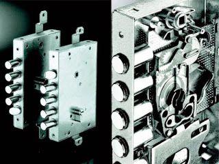 ΚΛΕΙΔΑΡΙΕΣ ΑΣΦΑΛΕΙΑΣ: Κλειδαριά ασφαλείας Iseo-Fiam με κύλινδρο Iseo R7