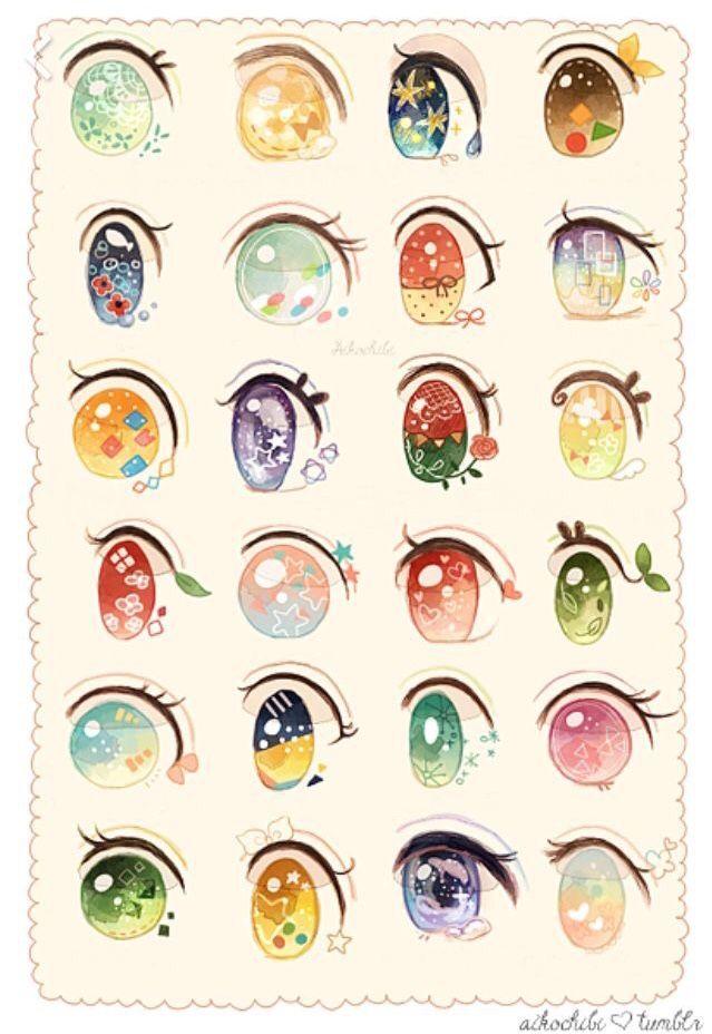 Adorable Cute Art Eye Drawing Drawings
