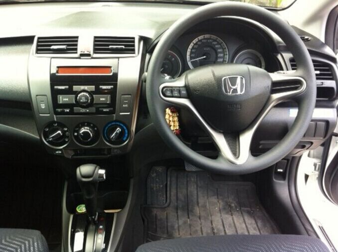 8 Steps to install 2008 2009-2012 Honda CITY 1.5L Radio with DVD Player WIFI Bluetooth Mirror link.