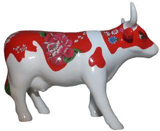 Formosa Cow on Shop CowParade