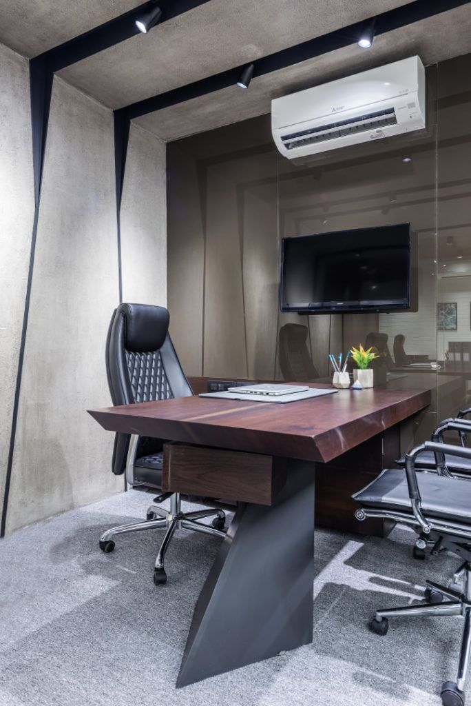 office design is bold and spirited composition office design rh pinterest com