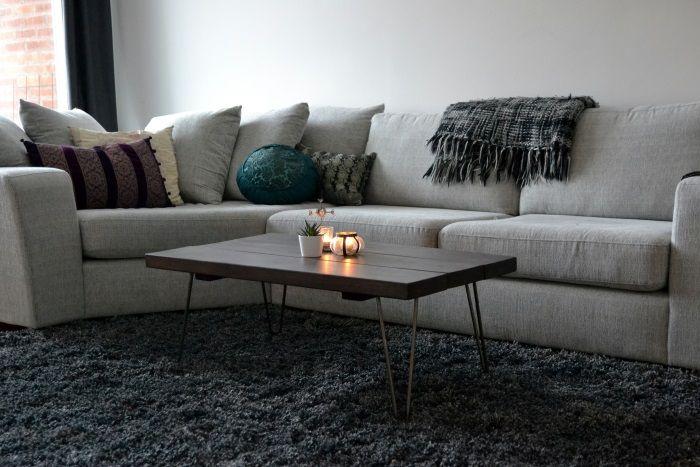 Jess - Att bygga ett eget soffbord