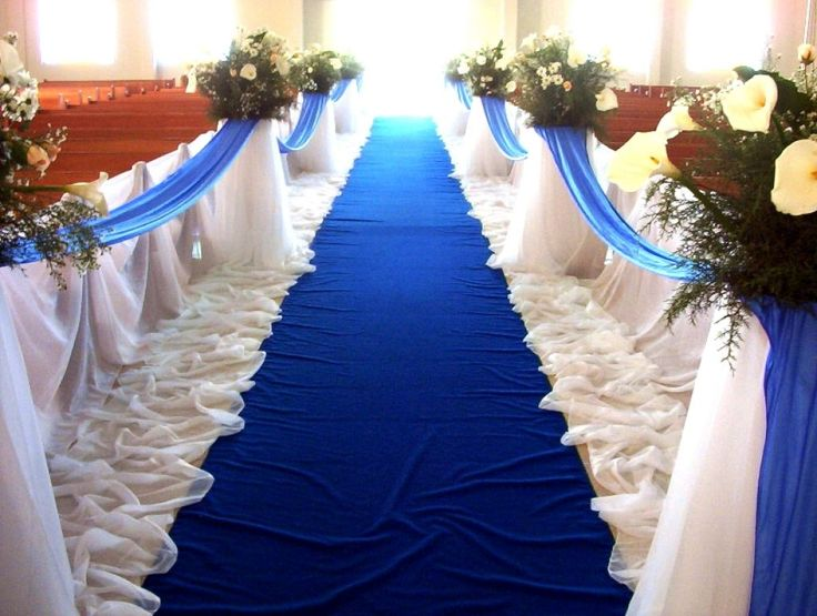 Black White And Blue Wedding Decorations Google Search