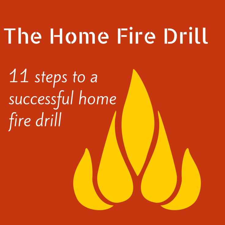 1000+ images about Fire safety on Pinterest Drills, Home and Need to - safety plans