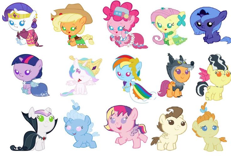 my little pony wiki | Archivo:Ponys.png - Wiki My little pony oc y ...
