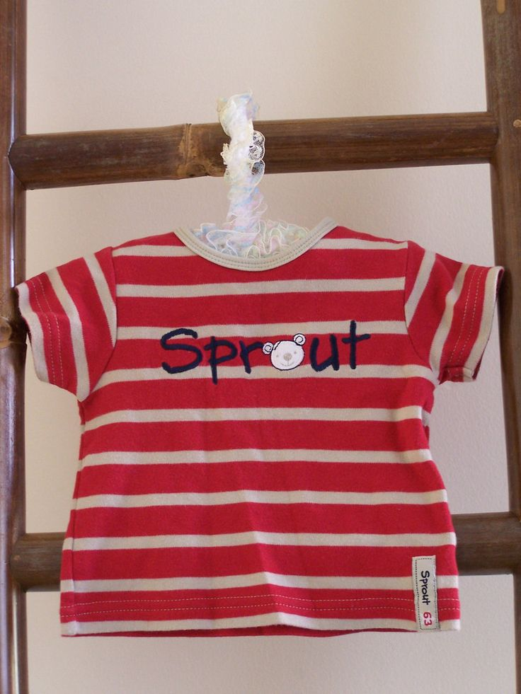 Boys Sprout T-Shirt Size 000