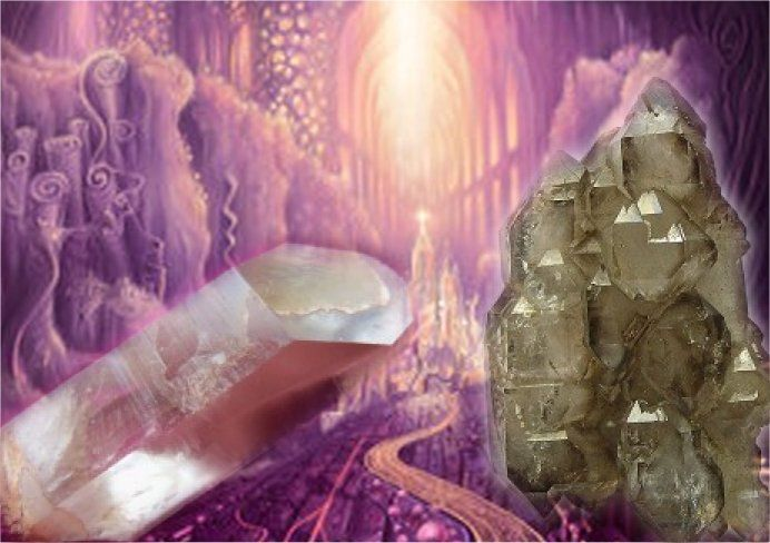 Crystals for Spiritual Upgrade & Light Code Integration | In5D.com