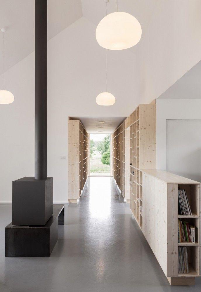 Maison Simon / Mathieu Noël & Élodie Bonnefous architectes