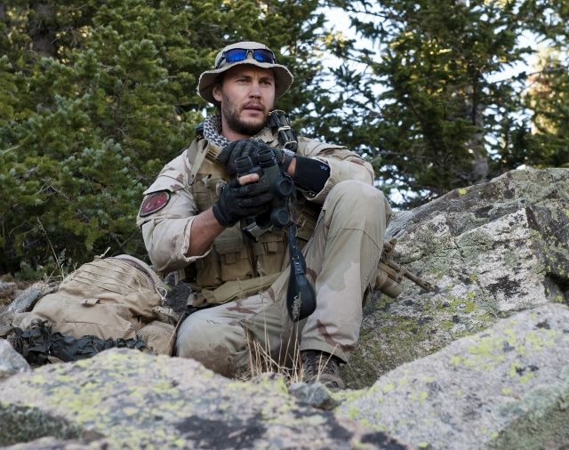 "Taylor in ""Lone Survivor"""