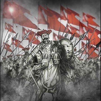 Maratha Shiledar in war