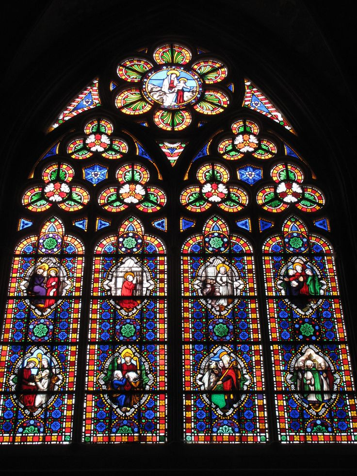 72 best images about Stained Glass Windows: Cathedrals ...