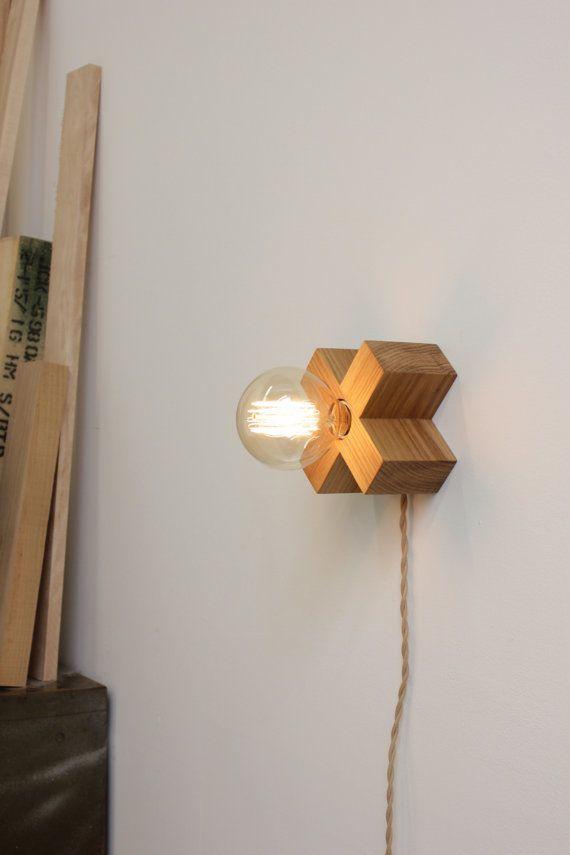 Great Erle Kenton Sonce White Oak By Ninosheadesign On Etsy. Modern SconcesWood  ... Idea