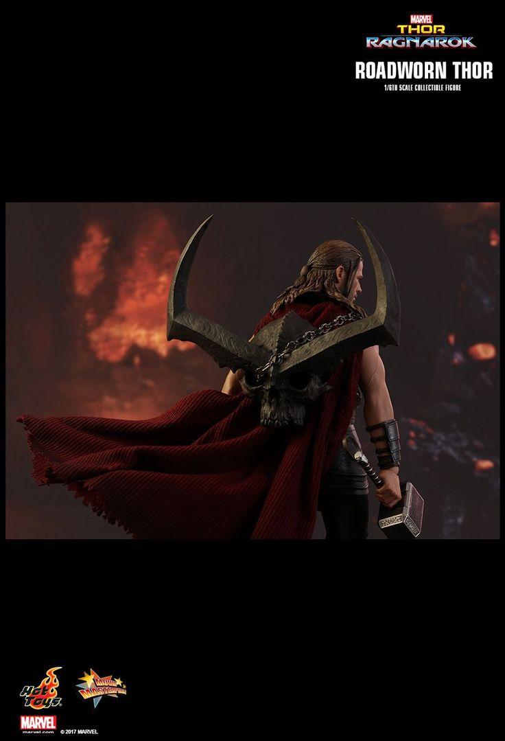 Hot Toys : Thor: Ragnarok - Roadworn Thor 1/6th scale Collectible Figure