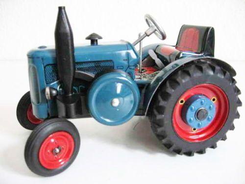 Blechspielzeug - Traktor Lanz Bulldog 4016 von KOVAP 0360   eBay