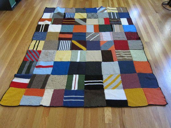 "Finally finished ""Ron Weasley"" blanket x2 .. Blankets - glloftin's Photos"