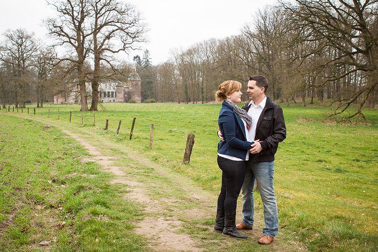 Loveshoot Joyce & Jan-Willem, kasteel Hackfort, Vorden. Photography: Ada Zyborowicz, AZFotografie.nl
