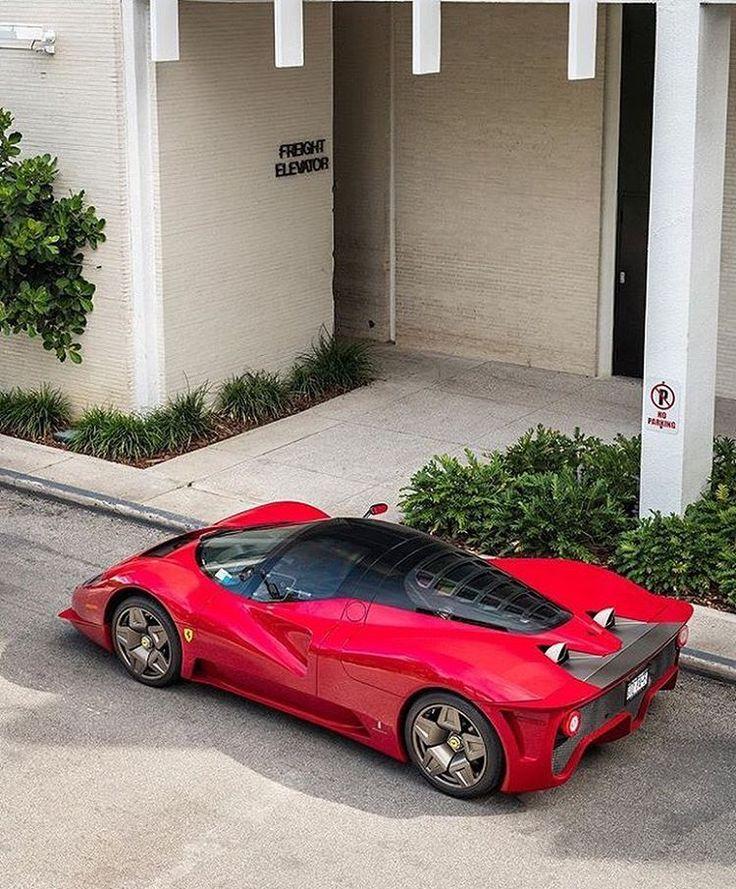 Ferrari Supercar: 138 Best Ferrari P4/P5 Images On Pinterest